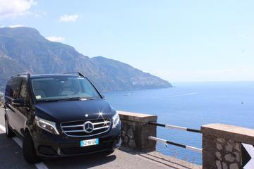 Tour privato: tour della costiera amalfitana da Sorrento