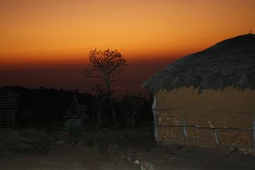Nuit dans un village Swazi Homestay...