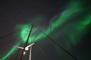 Northern Lights and Fishing Tour by Catamaran from Tromso
