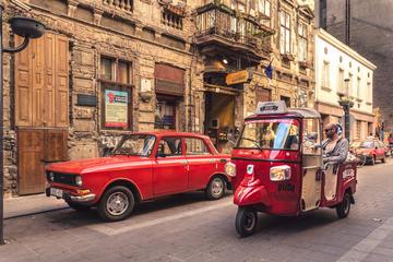 Budapest City Tour in a TukTuk