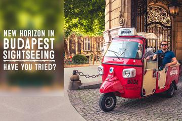 Budapest Tuk Tuk Private Tour with...
