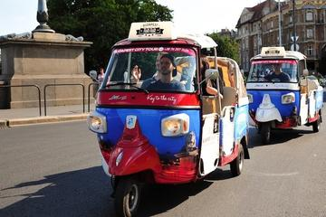 Private Budapest Highlights Tuk Tuk Tour