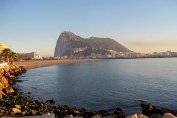 Recorrido privado de día completo a Gibraltar desde Marbella