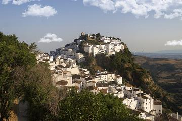 Recorrido privado de medio día en Casares desde Marbella incluyendo...