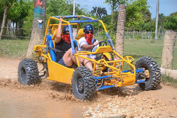 Buggies Off Road Extreme da Punta Cana