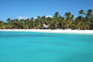 Viagem diurna para a Ilha Saona...
