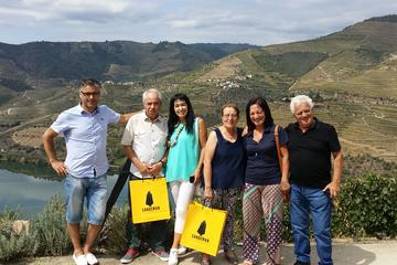 Douro Valley and Wine Tour
