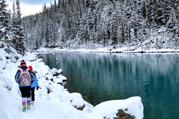 Garibaldi Lake Snowshoeing and...