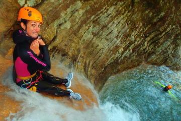 Gumpenfever Canyoning Tour from Lake Garda