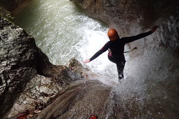 SUMMERRAIN Canyoning Tour from Lake Garda