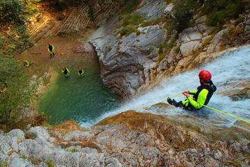 VIONE Canyoning Tour from Lake Garda