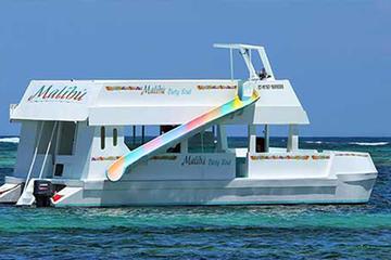 Private Malibu Party Boat with DJ