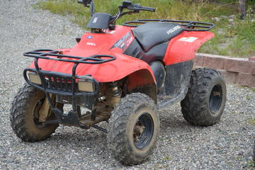 Day Trip Wilds of Alaska Classic ATV Adventure near Healy, Alaska