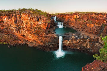 Mitchell Falls Air Tour from Broome Including Cape Leveque