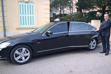 Visite guidée privée de 5heures de la Provence en voiture de luxe...