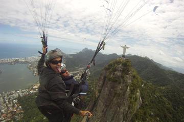 Paragliding-Abenteuer in Rio de...