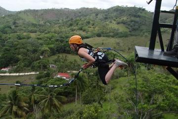 Aventure Extreme Swing à Anamuya