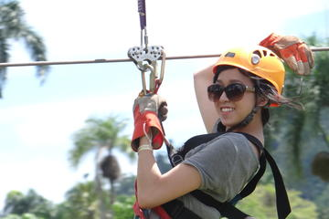 Canopy Zipline Adventure in Punta Cana