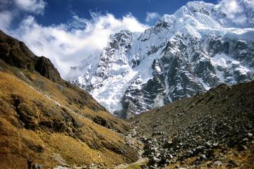 Caminata de Salkantay a Machu Picchu: 5 días, 4 noches