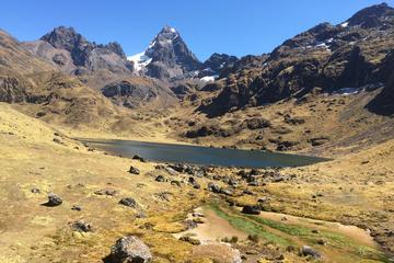 Caminhada de Lares para Machu Picchu...
