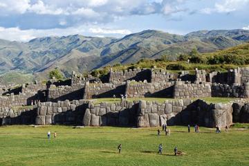 Excursión de medio día a la ciudad de Cuzco