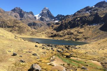 Lares Trek to Machu Picchu: 3-Night Tour