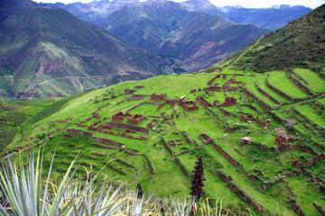 Trajeto de Huchuy Qosqo até Machu Picchu 3 dias - 2 noites