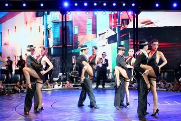 Señor Tango Dinner and Show and Optional City Tour