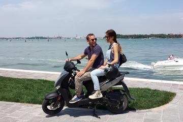 Alquiler de scooter de día completo...