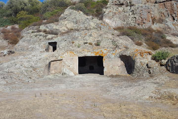 Archaeological Site of Montessu Guided Visit from Chia