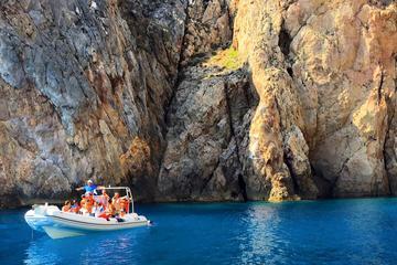 Cagliari: Amazing Sulcis Boat Tour