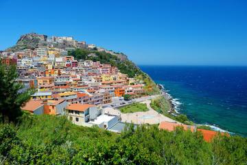 Cagliari: Castelsardo and the Sardinian Pyramide