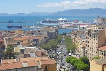 Cagliari City Tour: 4-Hour Shore Excursion