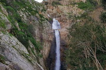 Cagliari: Hiking at Sa Spendula Waterfalls