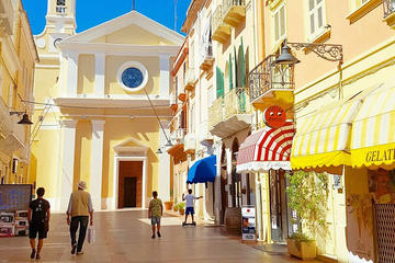 Cagliari: San Pietro Island and Carloforte Tour