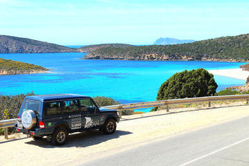 Full-Day Tour of Sardinia's Hidden Beaches with Lunch
