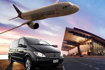Santos: Airport Transfer to Sao Paulo