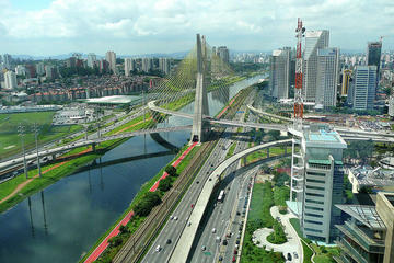 Sao Paulo Full Day City Tour from Santos