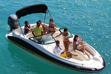 Excursão de barco particular...