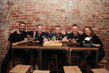 Krakow 3-Hour Craft Beer Tour
