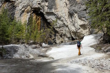 Canadian Rockies Canyon Exploration