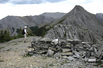 Day Hike and Lunch in Kananaskis Country