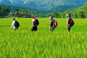 Overnight Mai Chau Pu Luong Trekking...