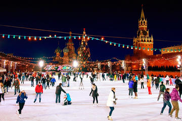 Private 5-hour Winter Walking Tour in Moscow
