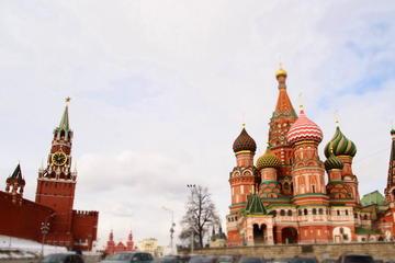 Visita privada a la Plaza Roja y el Kremlin desde Moscú