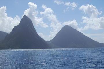 Coastal Tour of St. Lucia
