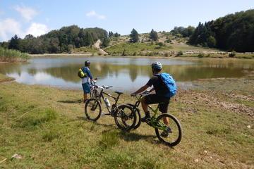 Mountain Bike Adventure in Mount Olympus