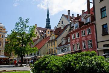 Private Riga Grand City Tour
