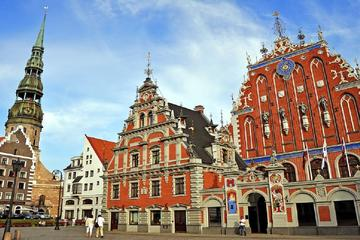 Riga Old Town Small Group Walking Tour