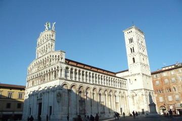 Tour a piedi e visita di Lucca
